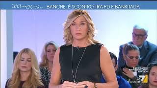 L'aria che tira - Banche, è scontro tra PD e Bankitalia (Puntata 01/12/2017)