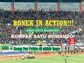 BONEK IN ACTION - Away Days Bandung,sangar,kompak,suara lantang. + Song For Pride di akhir laga