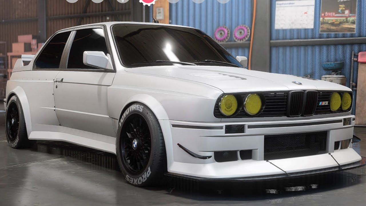 BMW E30 M3 >> Need For Speed: Payback - BMW M3 Evolution II E30 - Customize | Tuning Car (PC HD) [1080p60FPS ...