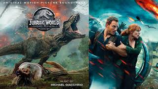 Jurassic World, Fallen Kingdom, 06, Double Cross to Bear, Michael Giacchino, Soundtrack