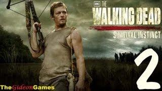 Прохождение The Walking Dead: Survival Instinct - Часть 2 (Рейнджер)