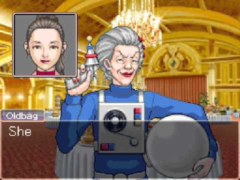 Let's Play PW:AA:Justice For All Part 51 - Celebrity Gossip