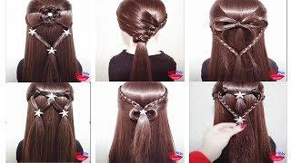 top 10 hairstyles elegant for long and medium hair