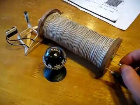 Stubblefield Electromagnet Effects?