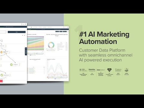 SALESmanago AI CDP & Marketing Automation Platform DEMO