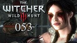 Let's Play The Witcher 3 Gameplay German Deutsch #053 - Die meistgesuchte Frau Redaniens