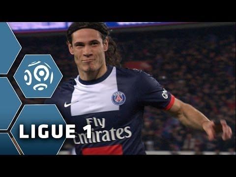 Goal Edinson CAVANI (79') - Paris Saint-Germain-Olympique de Marseille (2-0) - 02/03/14 - (PSG-OM)