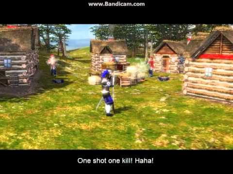 Age of Empires 3  - A Nice War