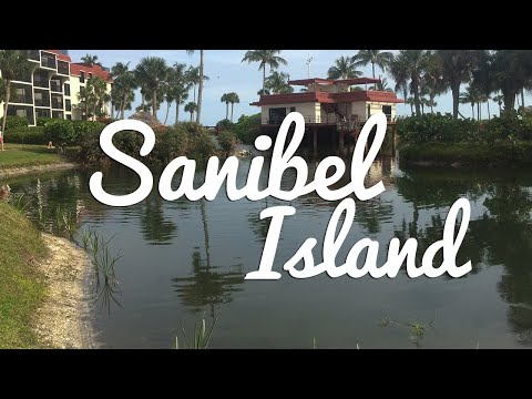 Sanibel Island Family Vacation May 2016