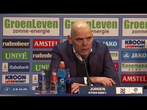 Persconferentie sc Heerenveen - NAC Breda