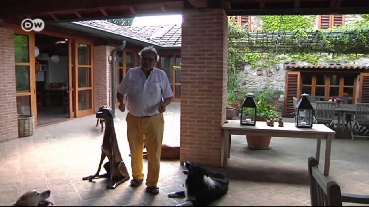 Vivir en una casa rural t pica de la toscana euromaxx youtube - Casa rural en la toscana ...