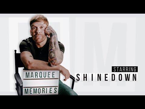 Marquee Memories: Shinedown Revisits Their Favorite Concert Memories   Setlist.fm