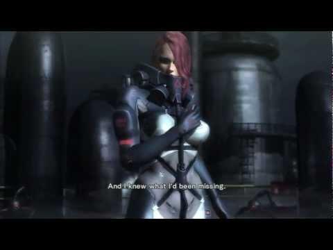 Metal Gear Rising: Revengeance - Mistral Boss Battle
