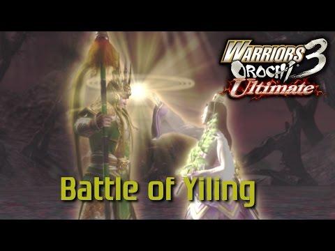 Warriors Orochi 3 Ultimate [PS4] | Battle of Yiling