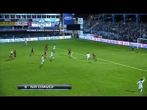 Talleres lo dio vuelta y esta en 8vos.  Newell's 1-3 Talleres. Copa Argentina. Fútbol Para Todos