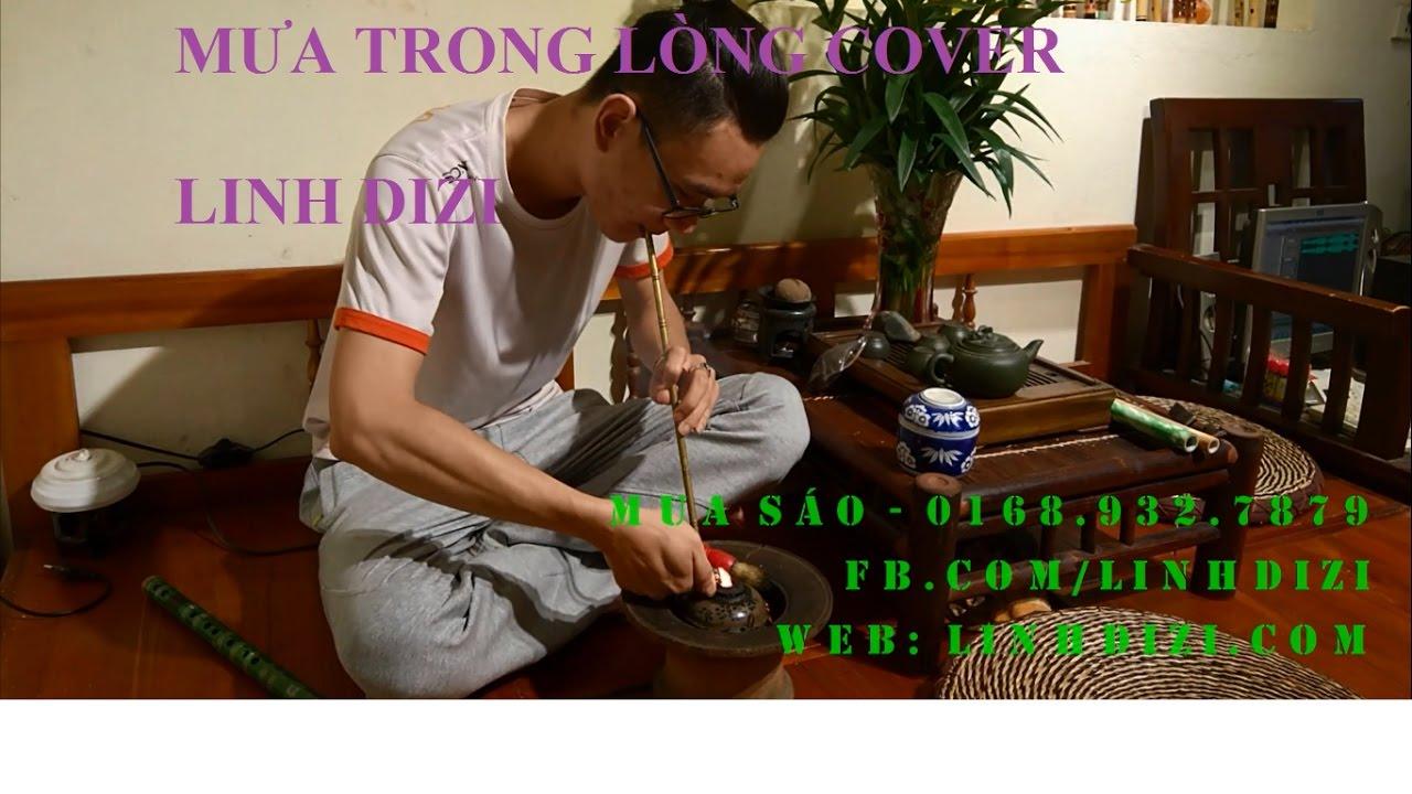 Download Mưa trong lòng || Cover Linh Dizi || Mua Sáo: 038.932.7879