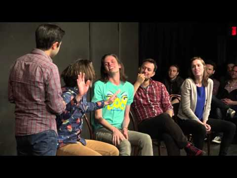 What I Did For Love - UCB NY Cagematch - April 28, 2016
