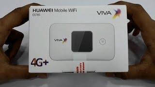 Huawei E5785 4G+ Mifi unboxing