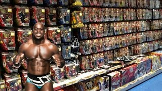 wwe mattel toy hunt