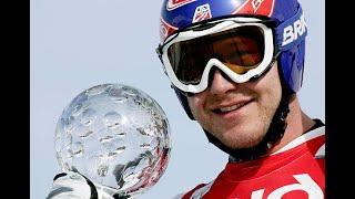 Bode Miller wins Overall World Cup (Lenzerheide 2005)