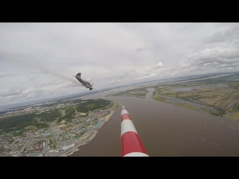 Ханты Мансийск 12 июня Пилотажная группа Барсы