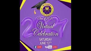 Mt. Vernon's Virtual Graduation Kick Off Celebration!!