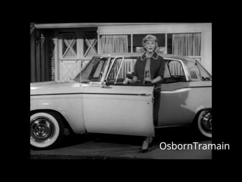 1961 Studebaker Lark Hardtop Commercial  Featuring Connie Hines