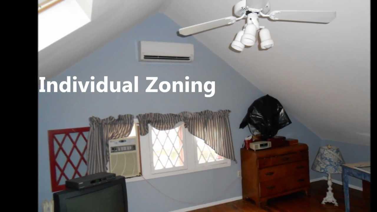 Fujitsu 4 Zone Installation