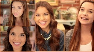 Two Picture Day Makeup Looks! ♡With missglamorazzi!!♡
