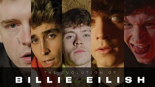 Evolution of Billie Eilish
