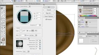 VectorTuts+ How to Create a Caramel Ripple Effect