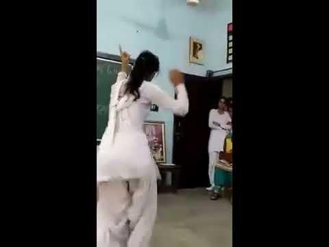 Haryanavi school girl dance on sapna's song