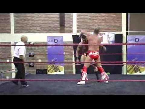 Ananzi VS Ryan Cage II - APWA (2010)