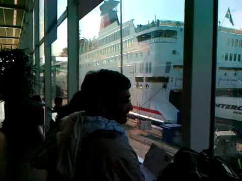 Travel from Gothenburg to Denmark in Cruise