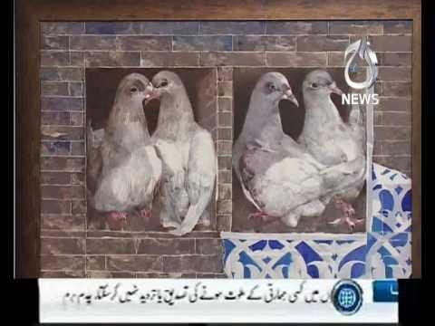Benazir Mehdi (Jamil Naqsh Exhibition PKG)