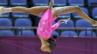 Gymnast Gabby Douglas