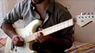 Pink Floyd - Shine On You Crazy Diamond ( Guitar Cover )