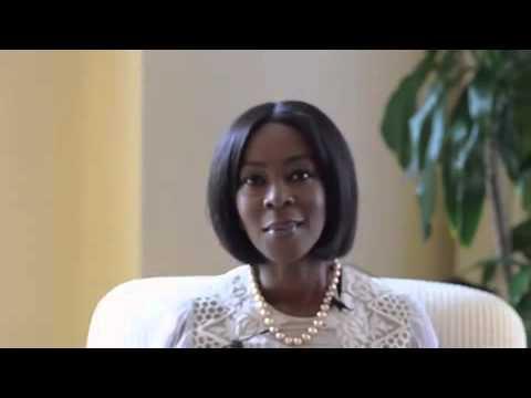 Toyin Saraki - Wellbeing Africa Foundation