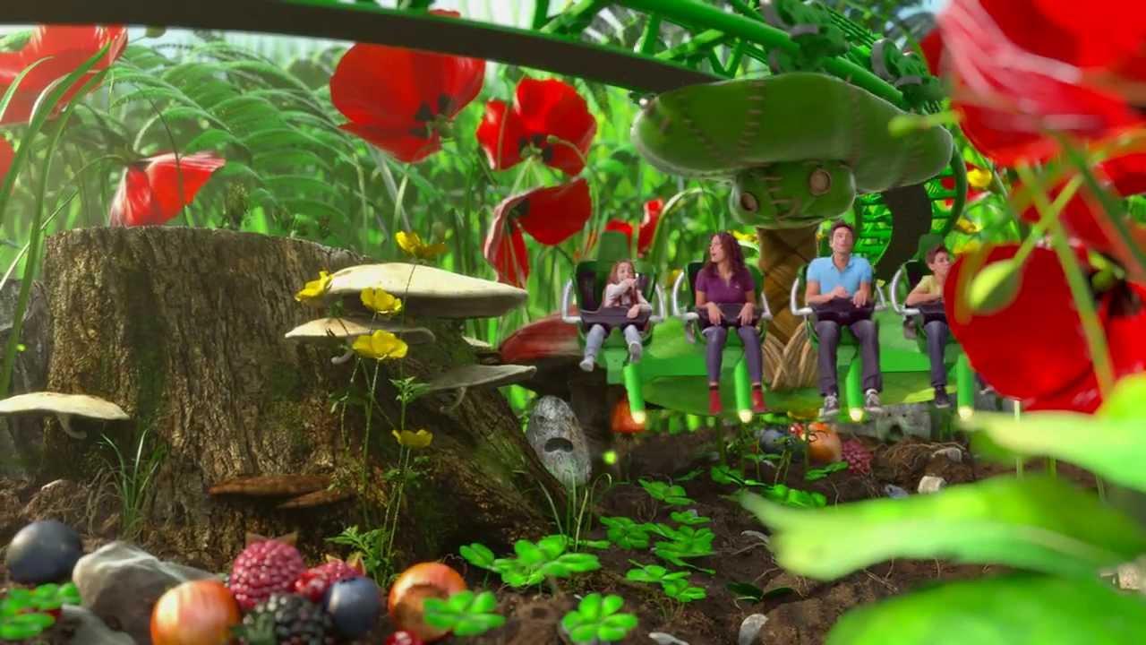 "TV commercial ""Arthur - In the Minimoys Kingdom\"