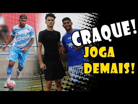 Dribles Absurdos de Futsal com Gabriel Futsal