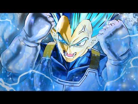 Vegeta's FINAL FORM In Xenoverse 2! Super Saiyan Blue EVOLVED!