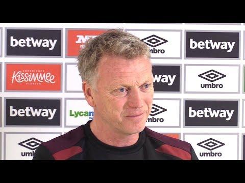 David Moyes Full Pre-Match Press Conference - West Ham v Manchester City - Premier League