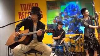 2013/4/18@タワーレコードNU茶屋町店インストアライブ 『Shangri-La』F...
