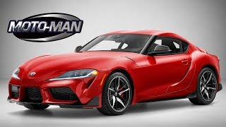 2020 Toyota GR Supra – Deciphering the BMW heart of the A90 Supra TECH REVIEW #CAS19
