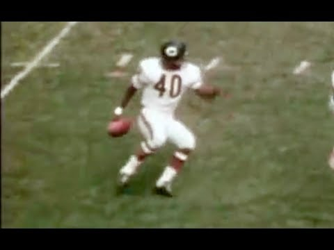 Gale Sayers Highlights Doovi