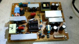LG 32LH20D-AA Repair