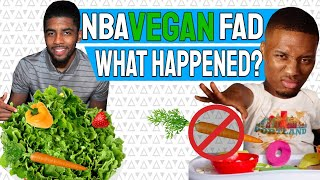 What happened to the NBA Vegan trend? [KYRIE diet, CP3 diet, DAME diet]