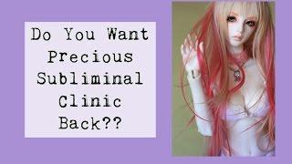 Precious Subliminal Clinic