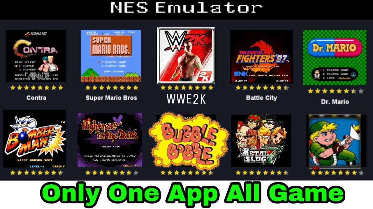 Games Only App