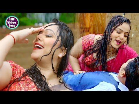 #Nisha Pandey का मन को मदमस्त कर देने वाला #Romantic Barsaat Song - #Paani Paani Jawani - VIDEO SONG